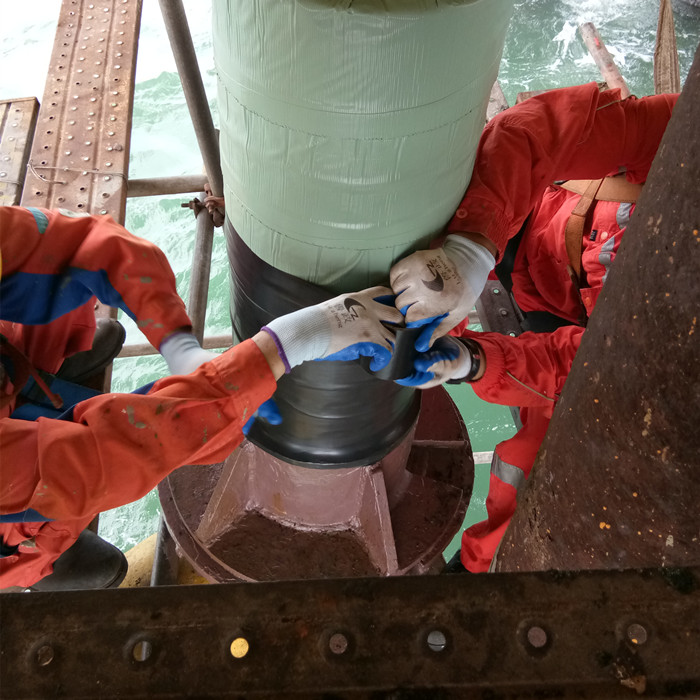 Corrosion Protection for Offshore Platforms